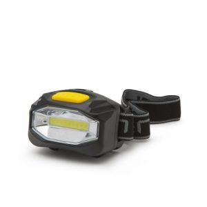 Cenovo výhodná čelovka s vyskou svietivosťou na baterie.