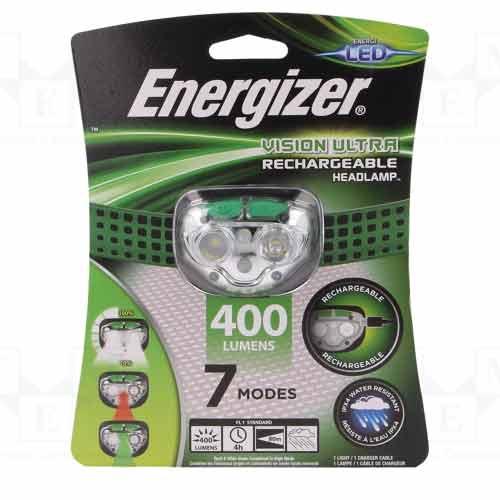 Čelovka Vision Ultra Energiser