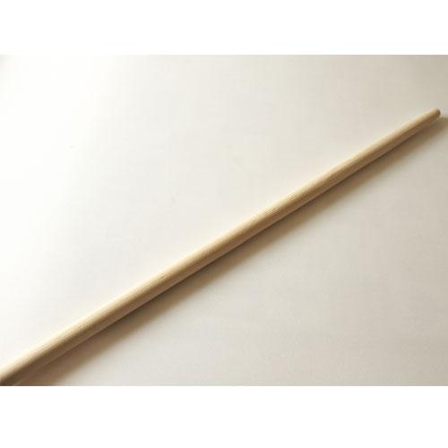 Buková drevená palica s dĺžkou 130 cm pre úchyt U22.