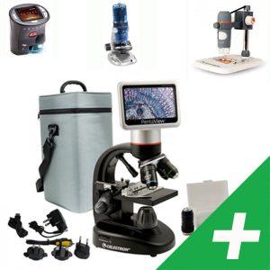 Digitálne mikroskopy